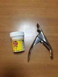 犬の爪切り方法。お手入れ術
