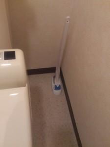 流せるトイレブラシ、ちゃんと汚れは落とせるの?