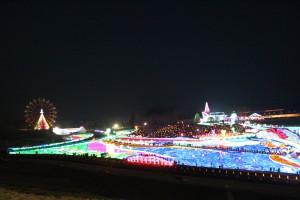 東京ドイツ村、混雑必至のクリスマスでも行きたい!!